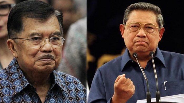 12 Tahun Berlalu, Baru Terbongkar Alasan Jusuf Kalla dan Wiranto Berani Lawan SBY, Megawati-Prabowo