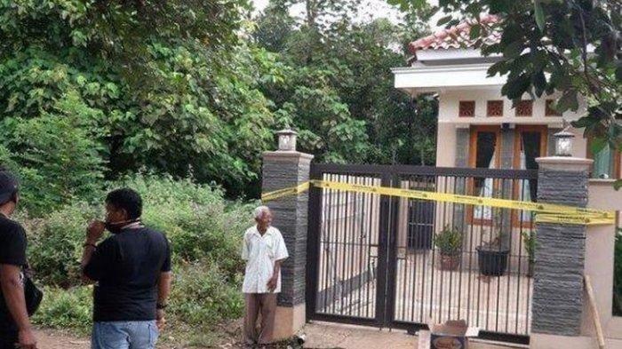 Polisi Pecahkan Misteri Pembacokan Sadis Keluarga Perawat, Suami & 2 Anaknya Turut Jadi Korban