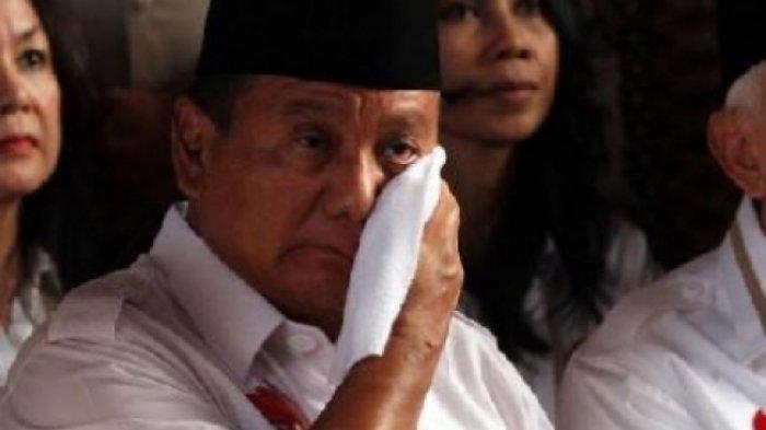 Prabowo Belum Setujui Dirinya Dicalonkan di Pilpres 2024, Gerindra Fokus Menangkan Sampai Jadi