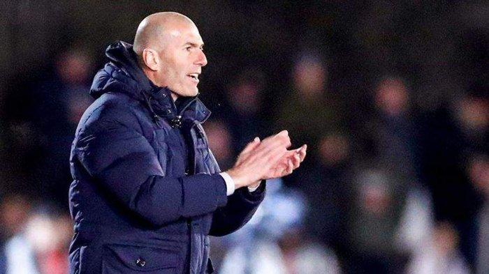Real Madrid Kalah Lawan Levante, Zinedine Zidane: Ini yang Membuat Saya Frustasi