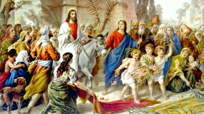 APA Itu Minggu Palma dan Maknanya bagi Umat Katolik dalam Tradisi Gereja