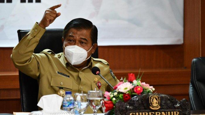 Ikut Rakor Bersama Menteri, Pj Gubernur Kepri: Perizinan Berusaha Harus Dipermudah