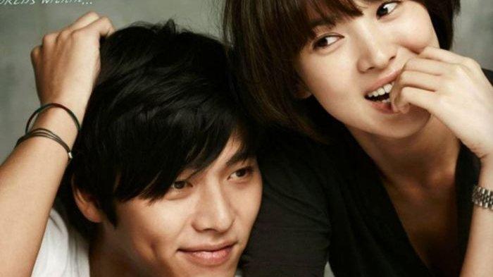 Pakai Kalung Berinisial S dan H, Song Hye Kyo Heboh Dikabarkan CLBK dengan Hyun Bin