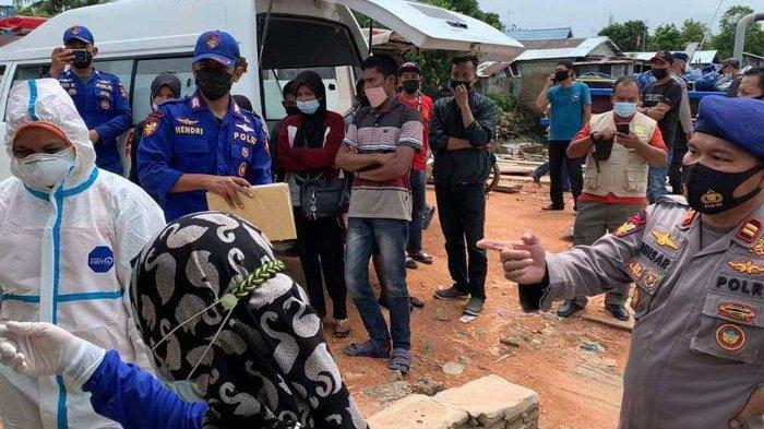 23 Warga Masuk Karimun Tanpa Tes GeNose C-19, Disergap di Pelabuhan Tikus