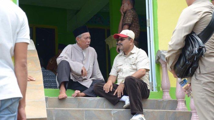 Bupati Karimun Dialog Dengan Mahasiswa Saat Kunjungi Kecamatan Moro. Rafiq Sempat Singgung Dana Desa