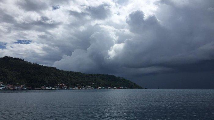 WEATHER FORECAST - May 30, 2021, Kepri Predicted to be Cloudy, but has the Potential for Local Rain