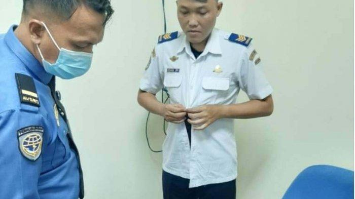 Bawa 3,9 Kg Sabu, Pegawai Dishub Bali Diamankan Petugas Avsec Bandara Hang Nadim Batam
