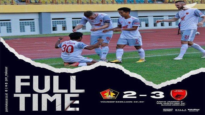 PSM Makassar Kuasai Klasemen Liga 1, Asnawi Mangkualam Bahar Beri Tanda Cinta