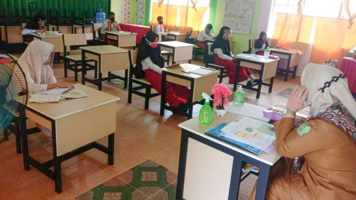 3 Minggu Sekolah Tatap Muka, Disdik Lingga: Alhamdulillah Tak Ada Kluster Baru Covid