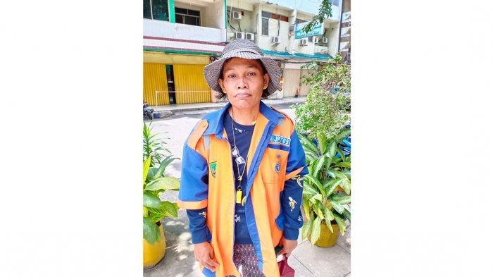 Kisah Orang Jalanan Bertaruh Nyawa dengan Corona, Berlina Simangunsong 12 Jam di Luar Rumah