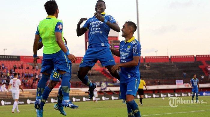 BERITA PERSIB - Besok, Kamis (28/11) Persib Vs Bali United, Ezechiel N Douassel Bakal Gabung