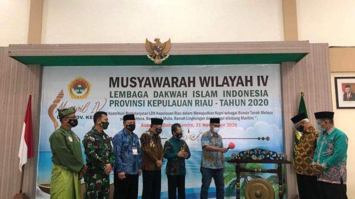 DPW LDII Kepri Gelar Musyawarah Wilayah ke IV di Aula PIH Batam