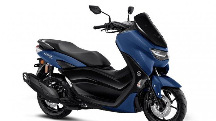 Perkuat Maxi Yamaha Series, Varian Baru All New NMAX 155 Connected Resmi Meluncur