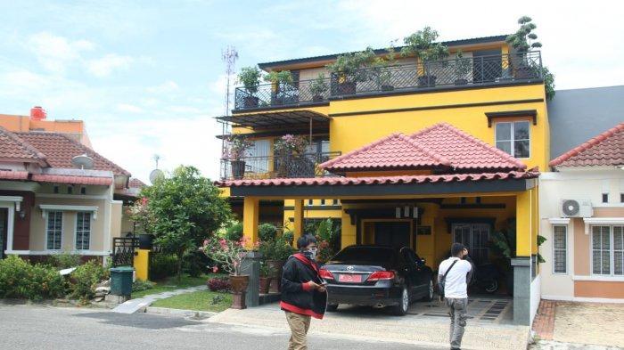 Beberapa Lokasi di Kepri yang Digeledah Tim KPK Terkait OTT Nurdin Basirun, Ada Rumah Mewah Ajudan