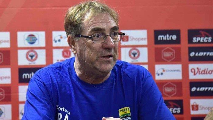 Robert Rene Alberts Sebut Persib Bandung Tak Akan Kalah Telak Jika 2 Pemain Ini Tak Absen