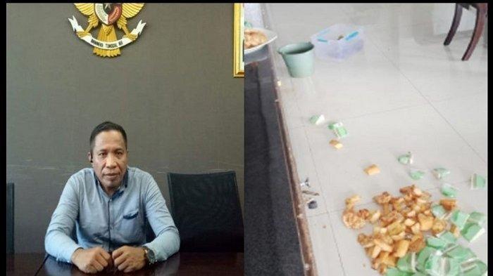 VIRAL! Anak Buah Prabowo Naik Pitam Banting Makanan ke Lantai, SIMAK Kronologi Lengkapnya