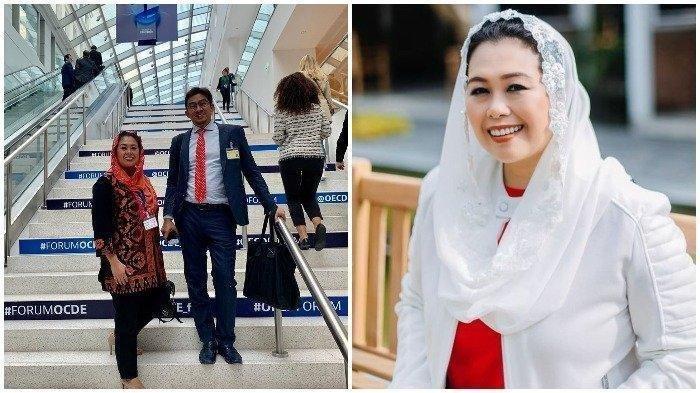 Sosok Suami Yenny Wahid yang Bukan Orang Sembarangan, Saat Nikah Persembahkan Mas Kawin 40 Ekor Sapi
