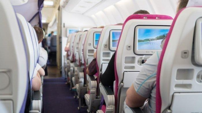 Fakta 6 Penumpang Pesawat Batik Air Positif COVID19, Terdeteksi dari Tes Swab Acak Dinas Kesehatan