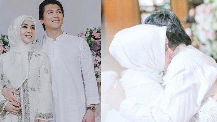 Lihat Penampilan Syahrini Pakai Hijab, Istri Reino Barack Tetap Terlihat Elegan dan Mewah