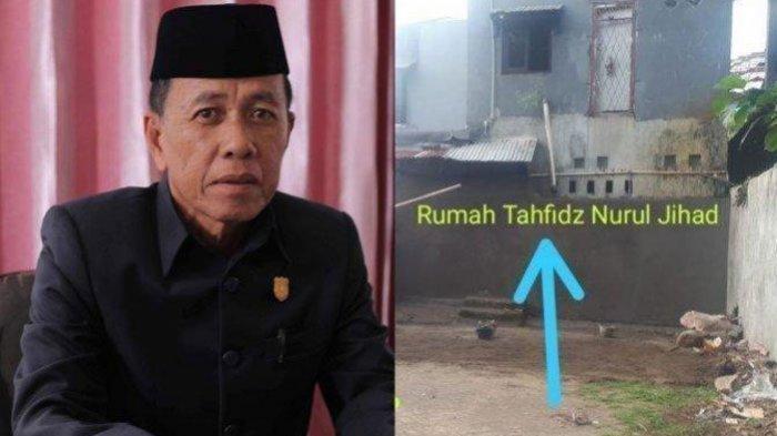 Anggota Dewan yang Tutup Akses Rumah Tahfiz Itu Bernama Amiruddin