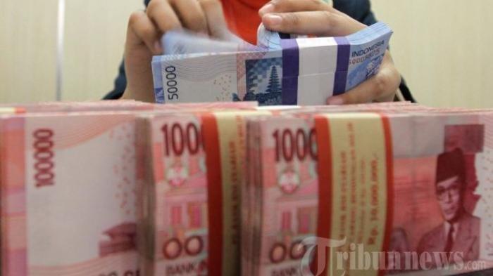 Ilustrasi uang-duit
