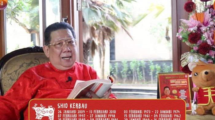 Ramalan Shio Kerbau 2020 Menurut Pakar Fengshui Kang Hong Kian di Tahun Tikus Logam