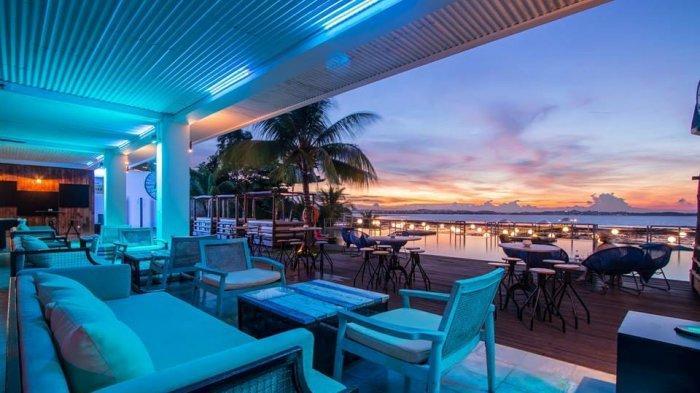 Pemandangan di Montigo Resort Batam