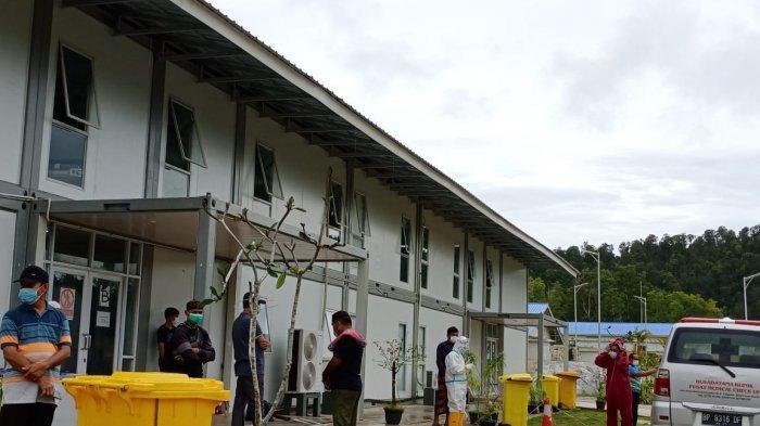 34 Pasien Covid-19 di RSKI Galang Batam Dipulangkan, Kini Tinggal Rawat 289 Orang