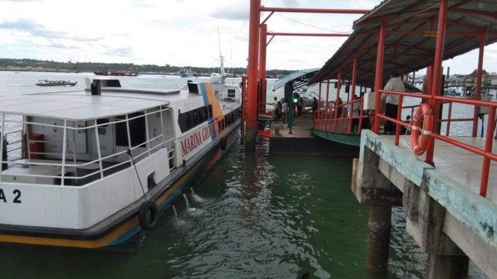 JADWAL Kapal Ferry di Pelabuhan Domestik Sri Bintan Pura Tanjungpinang, Senin (29/3) Ada 7 Trip