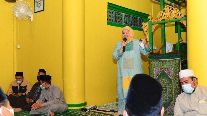 Wagub Kepri Balik Kampung, Safari Ramadhan di Pulau Buru, Ajak Warga Lebaran di Kepri Saja