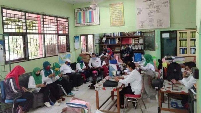 PPDB 2021 Batam, SDN 004 Sambau Buka Tiga Rombongan Belajar