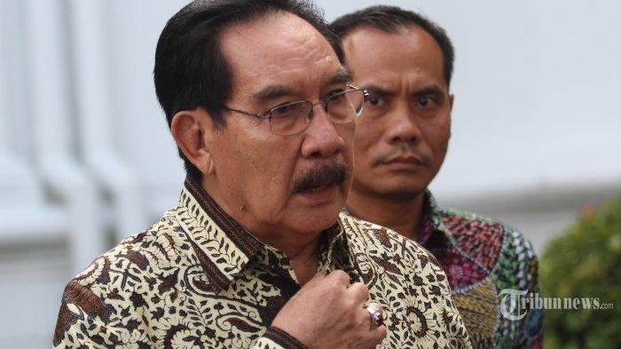Kabar Terbaru Eks Ketua KPK, Ditahan di Era SBY Dibebaskan di Era Jokowi, Sempat Dipanggil Bareskrim