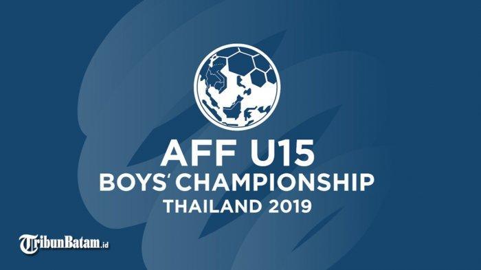 Semifinal Piala AFF U15 2019 - Timnas U15 Indonesia vs Thailand, Vietnam vs Malaysia