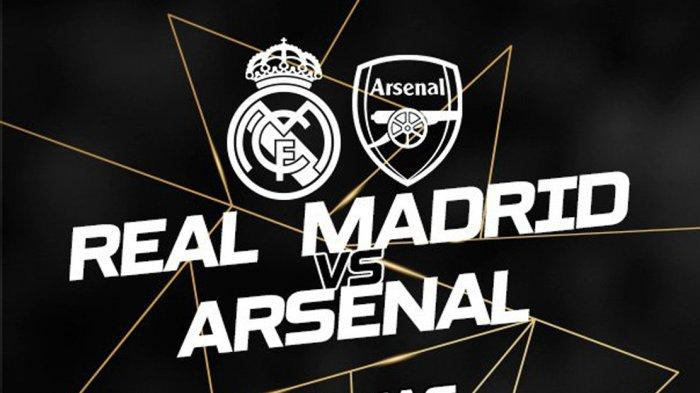 Live Streaming Real Madrid vs Arsenal di ICC 2019, Gareth Bale Main