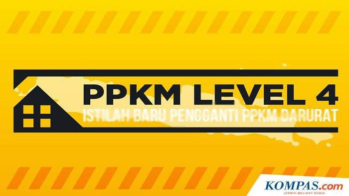 PPKM Level 2-4 in Java-Bali Extended until August 23, 2021