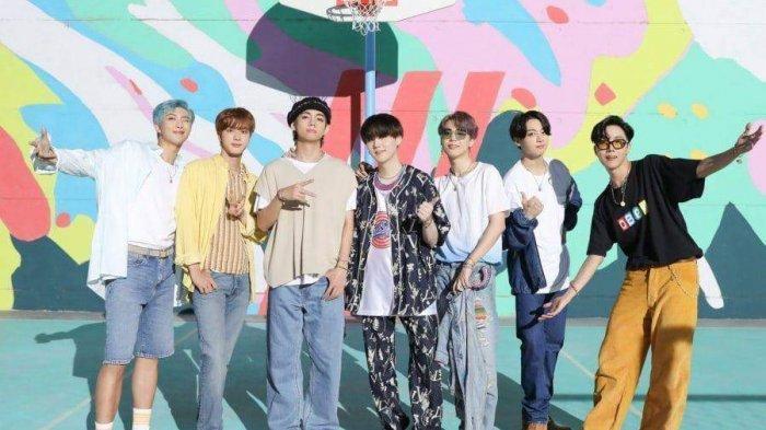BTS Dynamite EDM Remix dirilis hari ini Senin 24 Agustus 2020