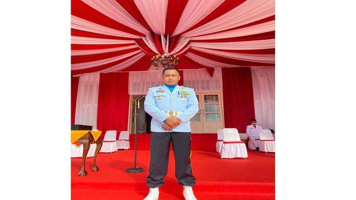 Profil Mayor Pom Andhik Yudhi Saputro, Komandan Upacara saat HUT ke-76 RI di Kepri