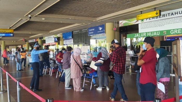 Bandara Hang Nadim Terdampak Kepulangan Habib Rizieq Shihab, Penerbangan Bandara Soetta Terganggu