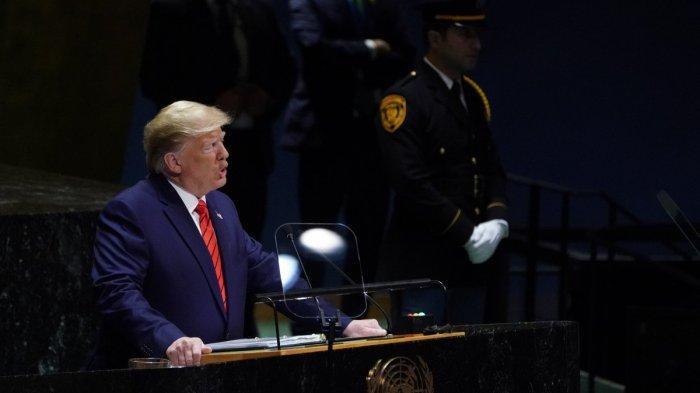 Saham Perusahaan Test  Kit Corona asal Korea Selatan Melambung, Presiden Donald Trump Minta Tolong!
