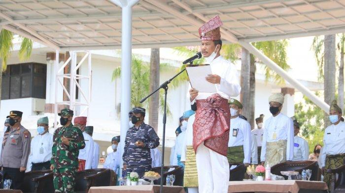 HUT ke-19 Provinsi Kepri, Walikota Batam : Jadikan Momentum Kebangkitan Ekonomi