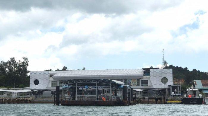 HARI Ini Ada 11 Trip Masuk Jadwal Kapal Ferry di Pelabuhan Sekupang Batam