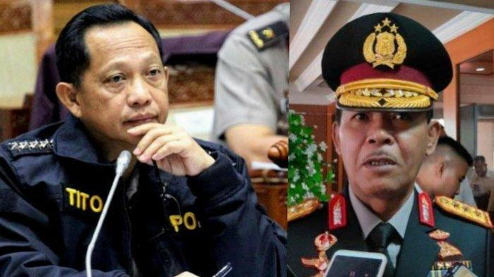 Mengerucut Satu Nama Calon Kapolri, Rekam Jejak Serupa Tito dan Idham Azis, Komjen Senior Terbaik