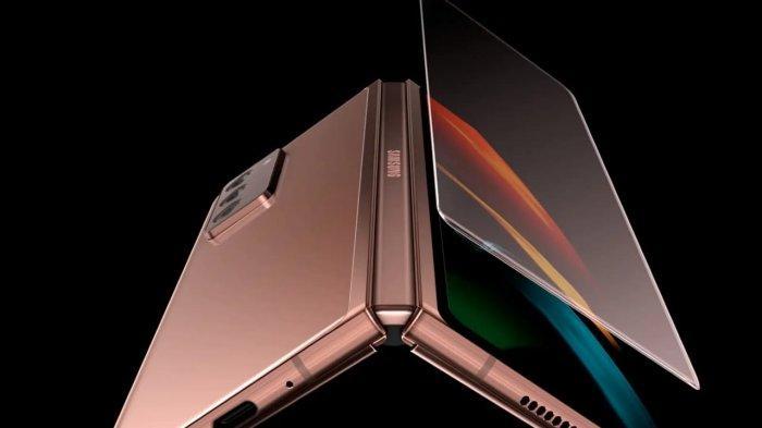 Perspektif Samsung Galaxy Z Fold
