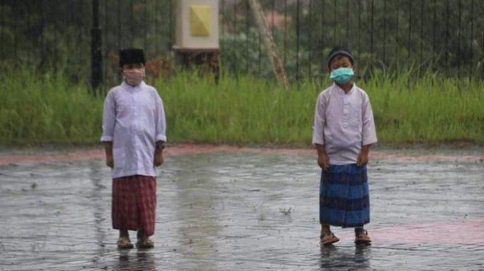 86 Santri di Bintan Sembuh, Pondok Pesantren Dibuka, Pjs Bupati Tegaskan Protokol Kesehatan Covid-19