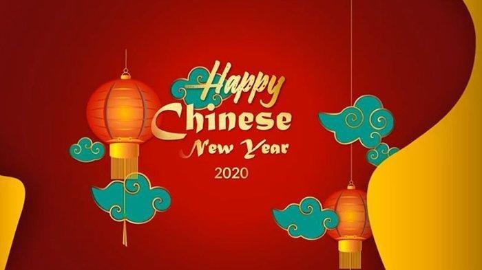 Selain Gong Xi Fa Cai, Berikut Kumpulan Ucapan Selamat Imlek 2020, Dengan 3 Bahasa dan Artinya