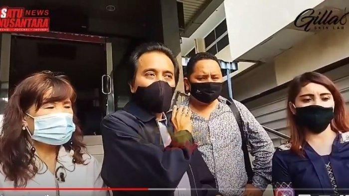 Mantan Menteri Pemudan dan Olahraga laporkan Lucky Alamsyah atas kasus pencemaran nama baik