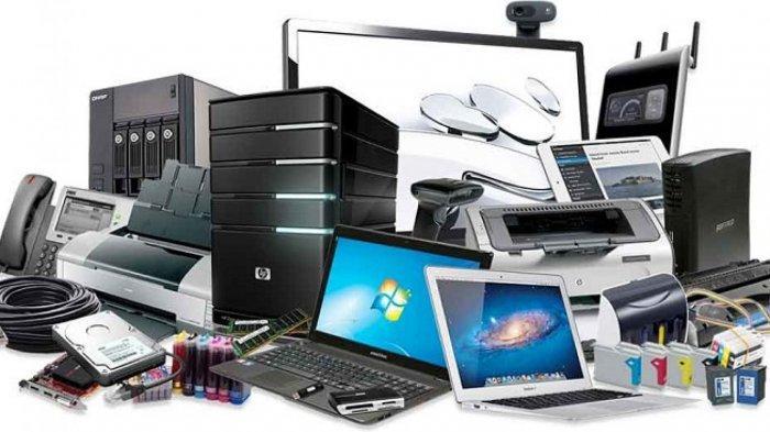 Kenali 25 Perangkat Keras Komputer & Fungsinya Masing-masing