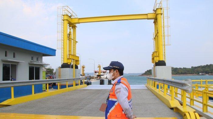 Pelabuhan Ro-Ro di Telaga Punggur Batam Bakal Dilengkapi GeNose Maret 2021