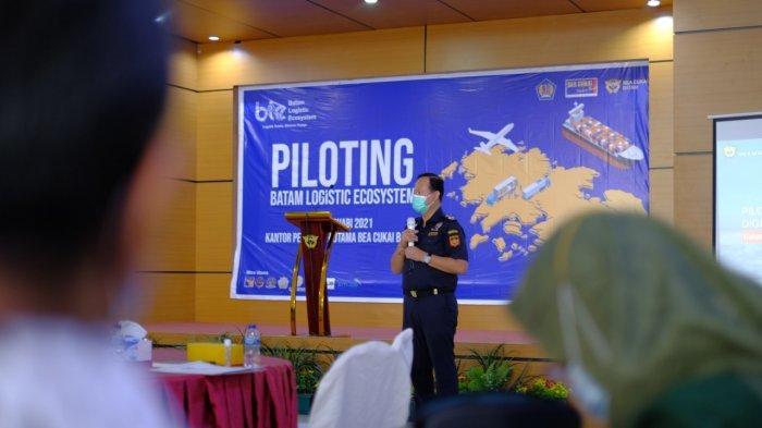 Jadi Inisiator BLE, Ini Strategi Bea Cukai Batam Kawal Penataan Logistik di FTZ Batam
