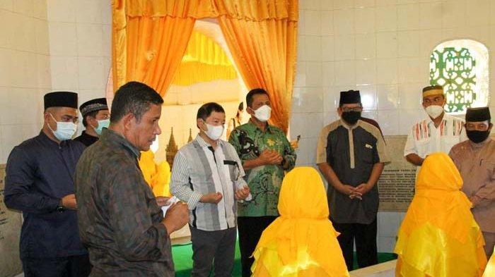 Kepala Bappenas Dukung Revitalisasi Pulau Penyengat Gagasan Gubernur Kepri Ansar Ahmad